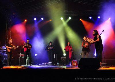Występ zespołu Kancionere Grekaniko Salentino