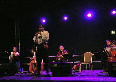 Występ zespołu Rokal Fuza